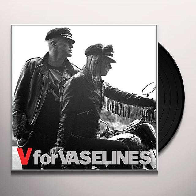 V FOR VASELINES Vinyl Record - w/CD