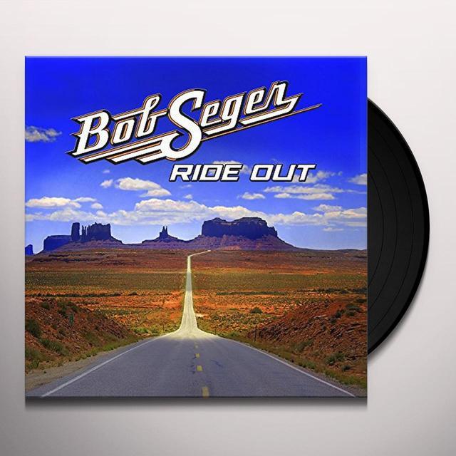 Bob Seger RIDE OUT Vinyl Record