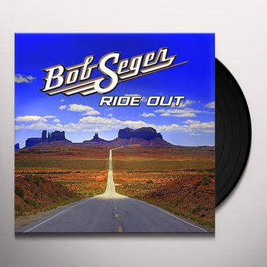 Bob Seger RIDE OUT Vinyl Record