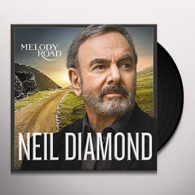 Neil Diamond MELODY ROAD Vinyl Record