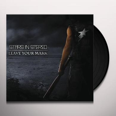 STARS IN STEREO LEAVE YOUR MARK Vinyl Record