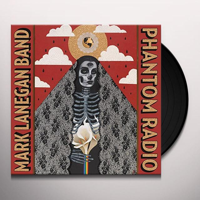 Mark Lanegan PHANTOM RADIO Vinyl Record