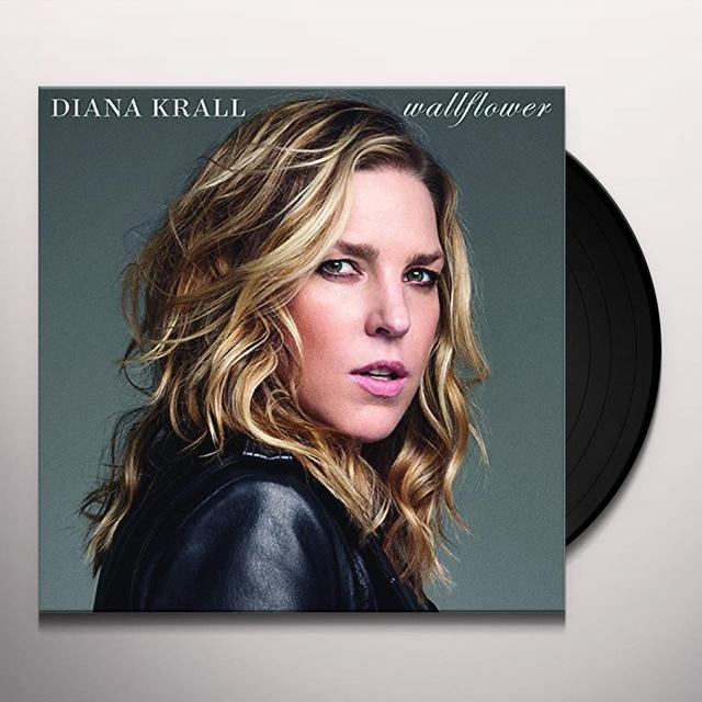 Diana Krall WALLFLOWER Vinyl Record