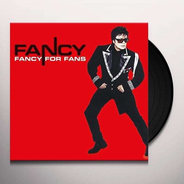 FANCY FOR FANS Vinyl Record