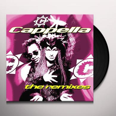 Cappella REMIXES Vinyl Record