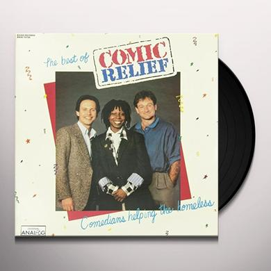 COMIC RELIEF BEST OF VOL.1: WILLIAMS,ROBIN / GOLDBERG,WHOOPI Vinyl Record