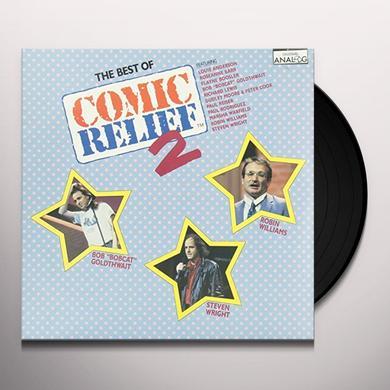COMIC RELIEF BEST OF VOL.2: WILLIAMS,ROBIN / GOLDBERG,WHOOPI Vinyl Record