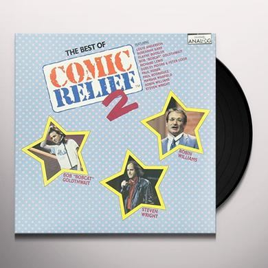 COMIC RELIEF BEST OF VOL.2: WILLIAMS,ROBIN / GOLDBERG,WHOOPI Vinyl Record
