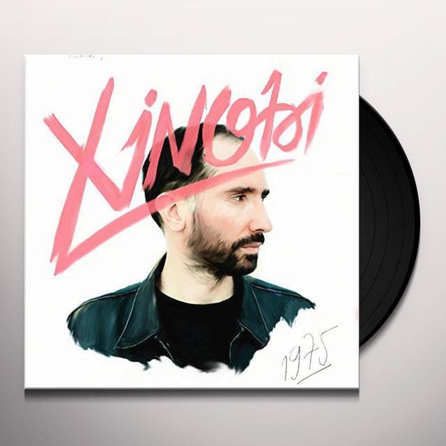 Xinobi 1975 Vinyl Record