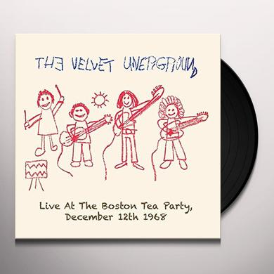 Velvet Underground LIVE AT THE BOSTON TEA PARTY DECEMBER 12TH 1968 Vinyl Record