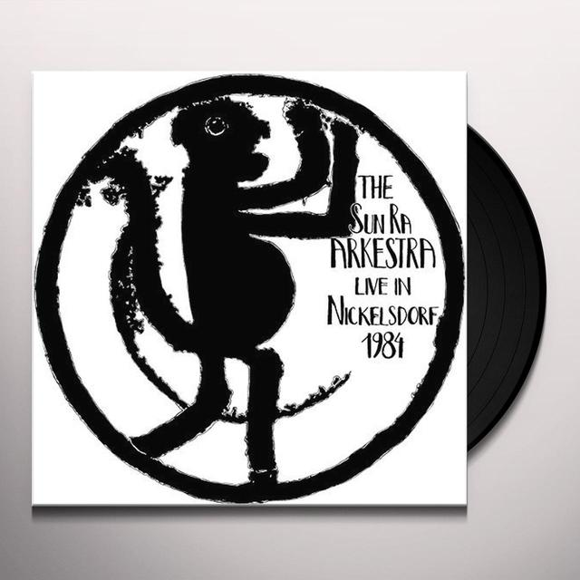 Sun Ra Arkestra LIVE IN NICKELSDORF 1984 (BOX) Vinyl Record