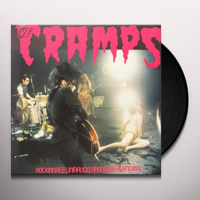 The Cramps ROCKINNREELININAUCKLANDNEWZEALANDXXX Vinyl Record