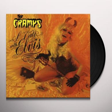 The Cramps DATE WITH ELVIS Vinyl Record