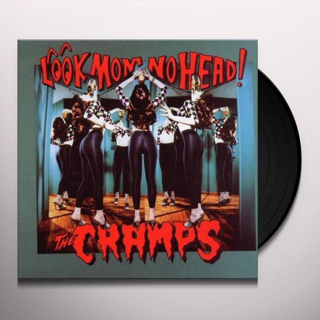 The Cramps LOOK MOM NO HEAD Vinyl Record