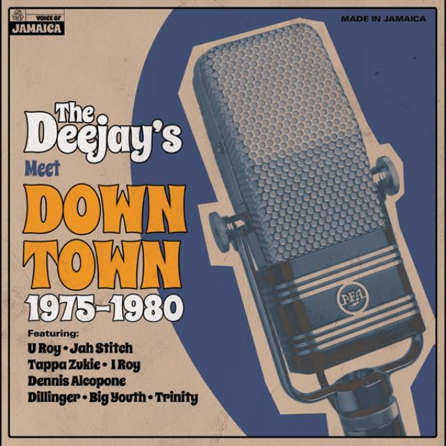 DEEJAYS MEET DOWN TOWN 1975-1980 / VARIOUS