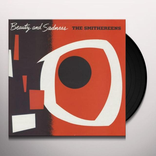 Smithereens BEAUTY AND SADNESS Vinyl Record