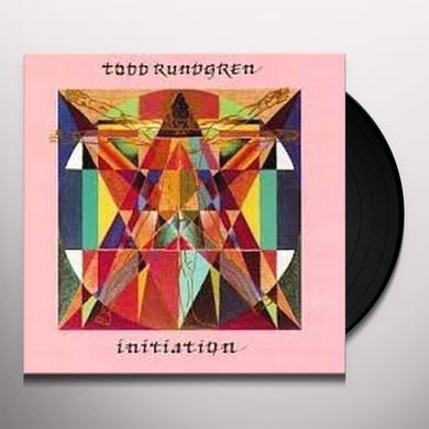 Todd Rundgren INITIATION Vinyl Record