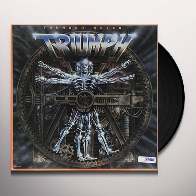 Triumph THUNDER SEVEN Vinyl Record