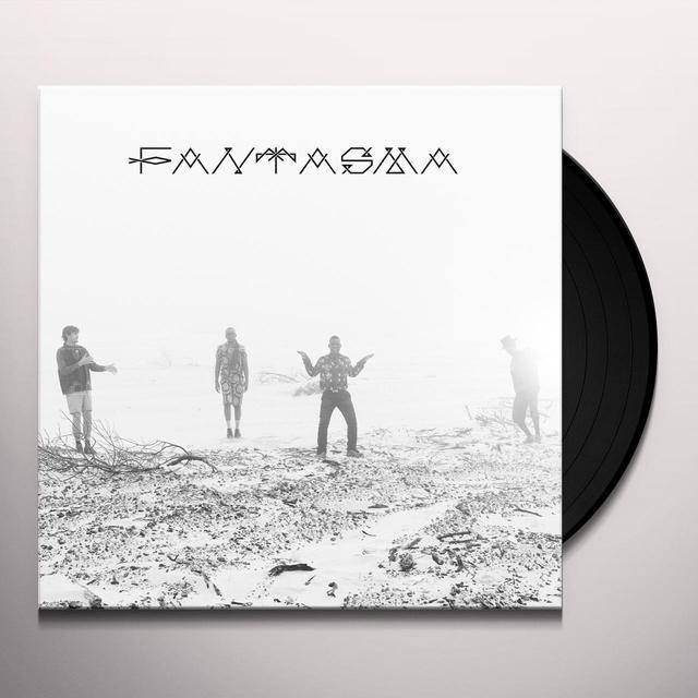 FANTASMA EYE OF THE SUN Vinyl Record