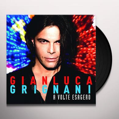 Gianluca Grignani VOLTE ESAGERO Vinyl Record
