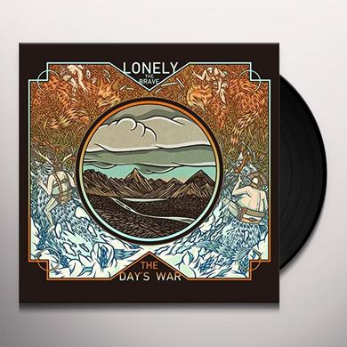 Lonely The Brave DAY'S WAR (GER) Vinyl Record