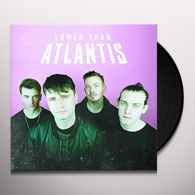 LOWER THAN ATLANTIS Vinyl Record - UK Import