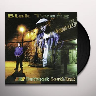 Blak Twang DETTWORK SOUTHEAST Vinyl Record