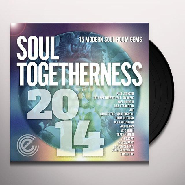 SOUL TOGETHERNESS 2014 / VARIOUS (UK) SOUL TOGETHERNESS 2014 / VARIOUS Vinyl Record - UK Release