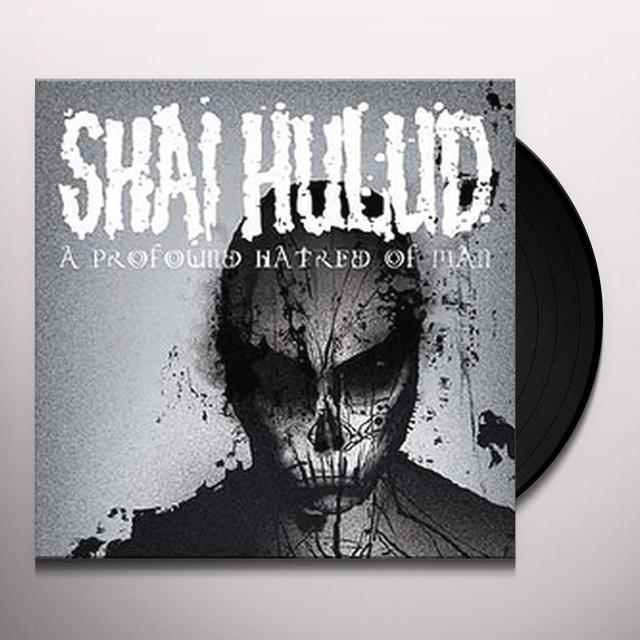 Shai Hulud PROFOUND HATRED OF MAN Vinyl Record - UK Import