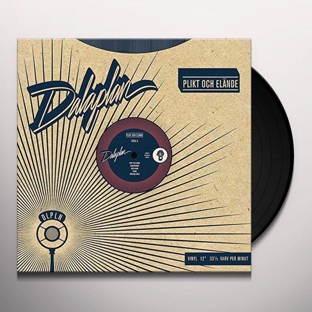 Dalaplan PLIKT OCH ELANDE Vinyl Record - UK Import