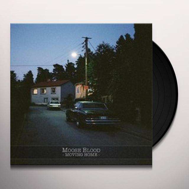 Moose Blood MOVING HOME Vinyl Record - UK Release