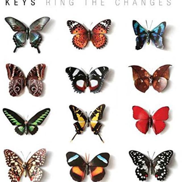 KEYS RING THE CHANGES Vinyl Record
