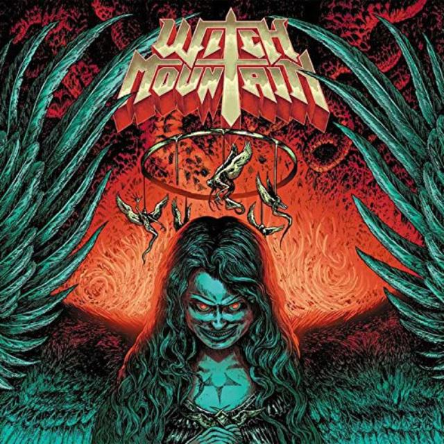 WITCH MOUNTAIN: SWAMP GREEN