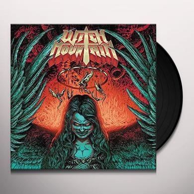 WITCH MOUNTAIN: SWAMP GREEN MOBILE OF ANGELS Vinyl Record - UK Import