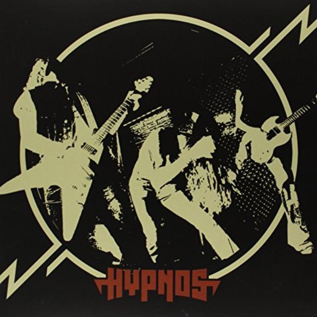 HYPNOS Vinyl Record - UK Release