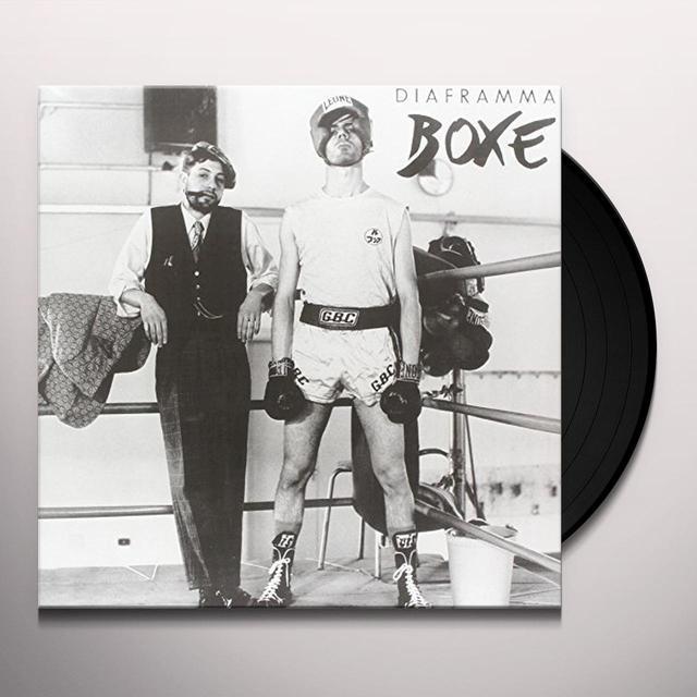 DIAFRAMMA BOXE Vinyl Record - Italy Import