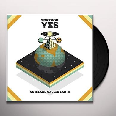 EMPEROR YES ISLAND CALLED EARTH Vinyl Record - UK Release