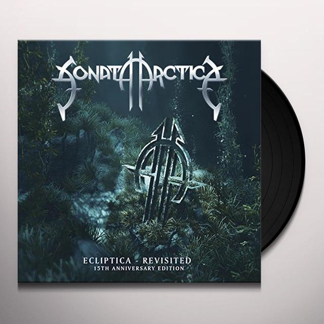Sonata Arctica ECLIPTICA REVISITED: 15TH ANNIVERSARY EDITION Vinyl Record