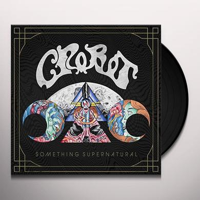 Crobot SOMETHING SUPERNATURAL Vinyl Record - Holland Import