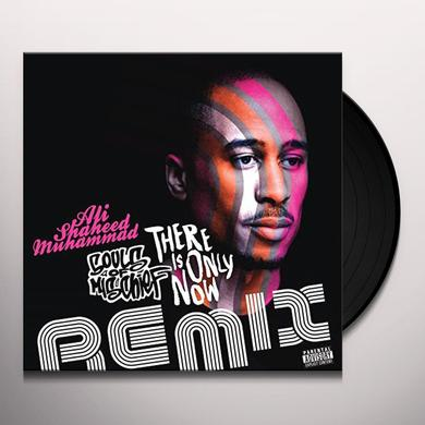 Souls Of Mischief THERE IS ONLY NOW REMIXES Vinyl Record - 10 Inch Single