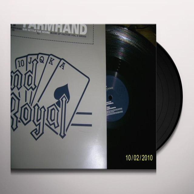 Mr Lif FARMHAND Vinyl Record