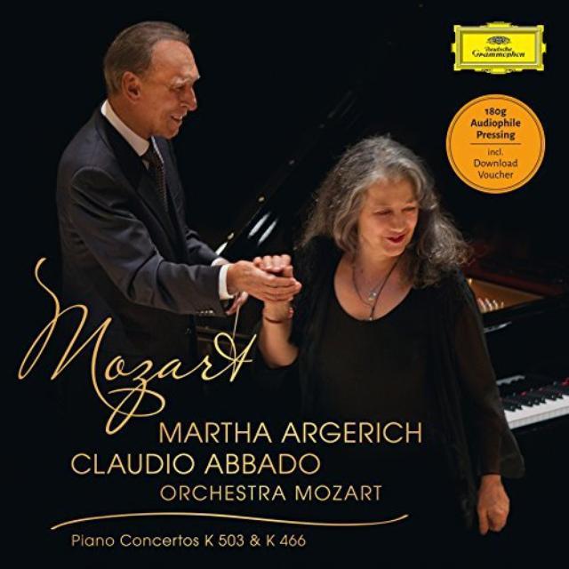 MOZART / ARGERICH / ABBADO / ORCHESTRA MOZART