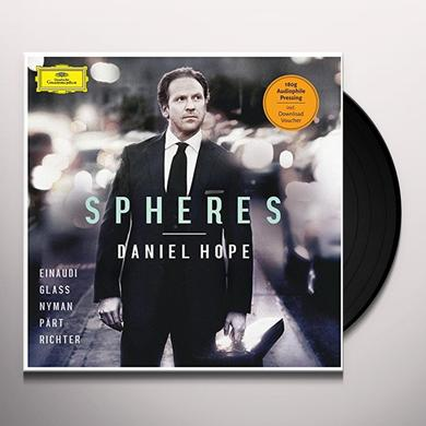 HOPE / AMMON / HALSEY / DEUTSCHES KAMMERORCHESTER SPHERES Vinyl Record