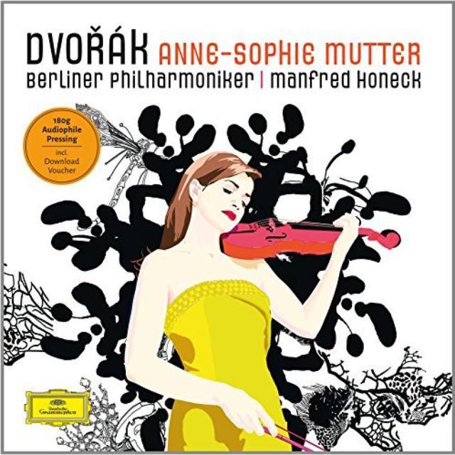 DVORAK / MUTTER / HONECK / BERLINER PHILHARMONIKER