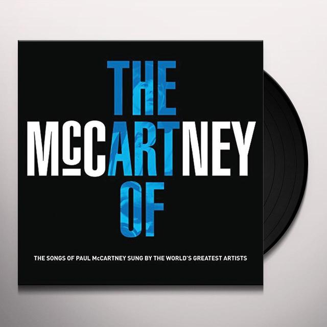 ART OF MCCARTNEY / VARIOUS (GATE) ART OF MCCARTNEY / VARIOUS Vinyl Record - Gatefold Sleeve