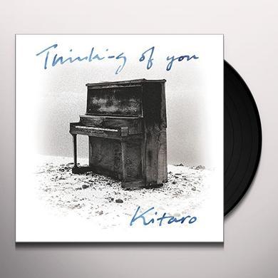 Kitaro THINKING OF YOU Vinyl Record - Remastered
