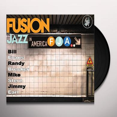 FUSION JAZZ IN AMERICA Vinyl Record
