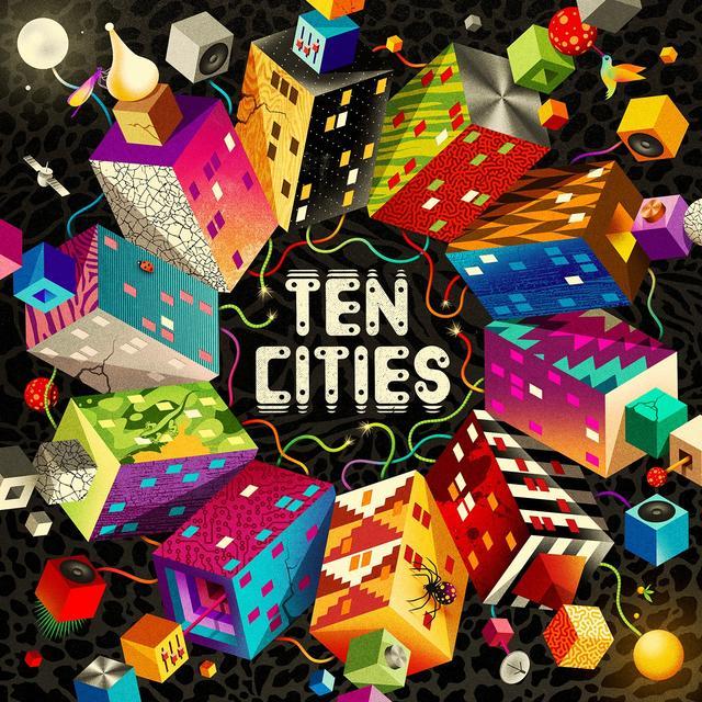 TEN CITIES / VARIOUS Vinyl Record