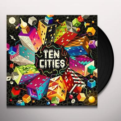 TEN CITIES / VARIOUS Vinyl Record