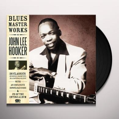 John Lee Hooker 26 CLASSICS Vinyl Record